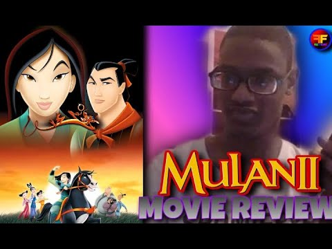 Mulan II (2004) - Movie Review | A Review of Mulan 2 from a fan of the Original