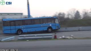 Test Bus hrb 16 panoramic