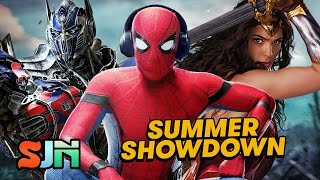 Summer Movie Showdown! by Clevver Movies
