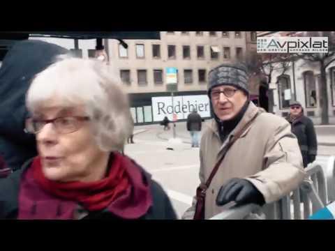 Vänsterextrema Expo ber polisen om hjälp