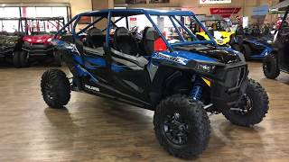 5. 2018 POLARIS RZR XP 4 TURBO EPS P943609
