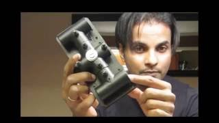 Tutorial - Best DIY Camera Slider Cheap For Any Camera (550D Canon HS300)