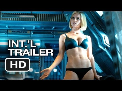 Star Trek Sequel - Watch the TRAILER REVIEW: http://goo.gl/TIlQm Subscribe to TRAILERS: http://bit.ly/sxaw6h Subscribe to COMING SOON: http://bit.ly/H2vZUn Like us on FACEBOOK:...