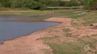 Com nível de mananciais baixos, moradores precisam economizar água em Marília