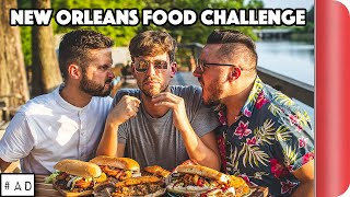 Ultimate New Orleans Food Challenge | Game Changers by SORTEDfood
