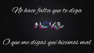 Karaoke Sería Más Fácil (Versión Acústica) - Carlos Rivera