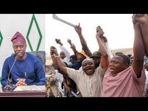 AWIKONKO BLAST GOV.SEYI MAKINDE AS HE REFUSE TO SUPPORT SUNDAY IGBOHO FOR FIGHTING FULANIS