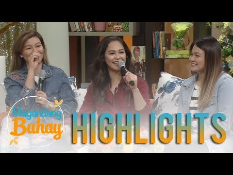 Birthday messages - Magandang Buhay: Maja's friends' birthday wish for her
