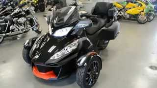 9. 2016 CAN AM SPYDER RT-S SPECIAL SERIES @ iMotorsports A1334