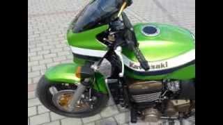 7. Kawasaki ZRX 1200R 2005 Arrow muffler