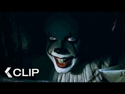 Georgie meets Pennywise Movie Clip - It (2017)