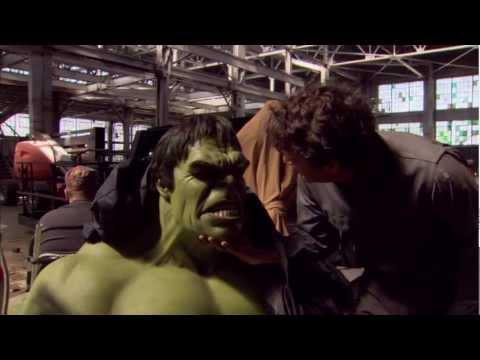คลิปเบื้องหลัง The Avengers #1 - HD