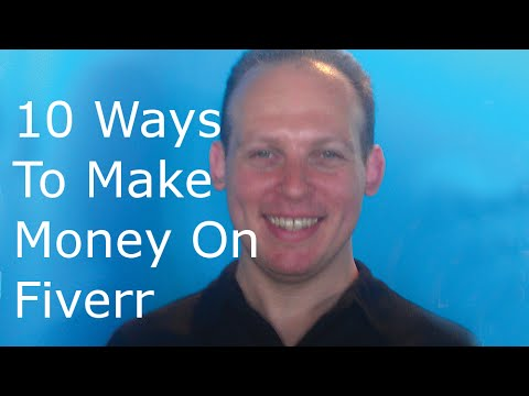 How to make money on Fiverr! 10 strategies to make money on Fiverr!