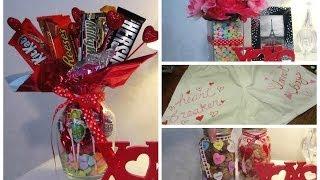 Cute Valentine DIY Gift Ideas! - YouTube