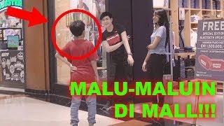 Video Jadi Patung Sampai Jatoh di Mall!! With Fatimah Halilintar MP3, 3GP, MP4, WEBM, AVI, FLV Maret 2019
