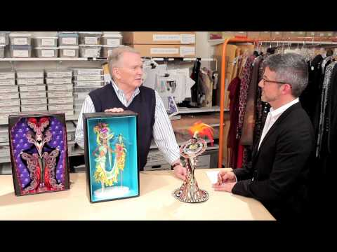 Barbie Collector Interview With Bob Mackie