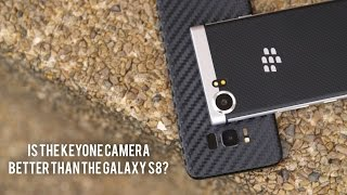 Here is the Camera and Video Test between the new BlackBerry KEYone vs the Samsung Galaxy S8! Is the BlackBerry KEYone actually better than the best mobile camera on the market right now? Watch to find out!