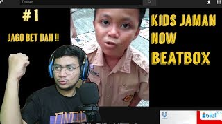 Video KERENN PARAH !! KIDS JAMAN NOW NGEBEATBOX , KALAH LU SEMUA ! | SansReaction MP3, 3GP, MP4, WEBM, AVI, FLV Maret 2018