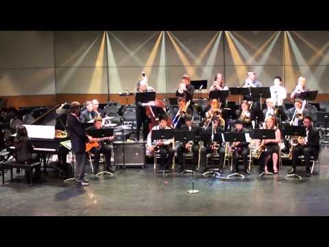 HM Jackson High School - Final Concert 2013-2014; Jazz II - Trouble in Taipei