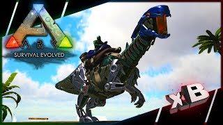NEW Tek Parasaur Tame! :: Let's Play ARK: Survival Evolved :: E37