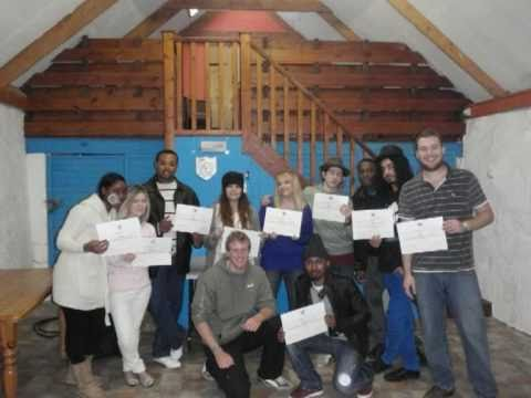 City YMCA residential at YMCA Newgate Pembrokeshire 2009