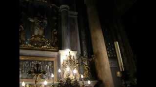 La Turbie France  city photo : La Turbie -- Baroque Church (France)