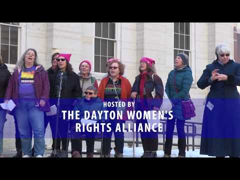 Dayton Women's Rally; January 20th, 2018