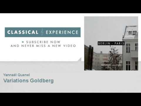 Johann Sebastian Bach : Variations Goldberg Aria