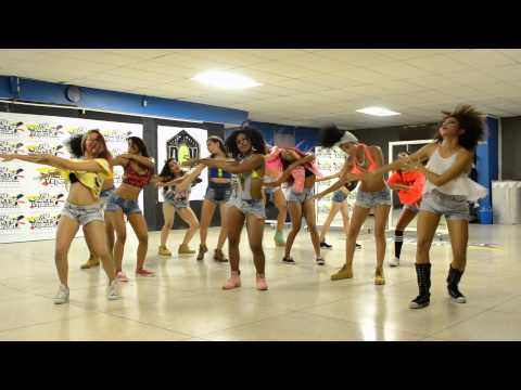 GYAL YOU A PARTY ANIMAL- CHARLY BLACK – COREOGRAFIA LUNA DHQ