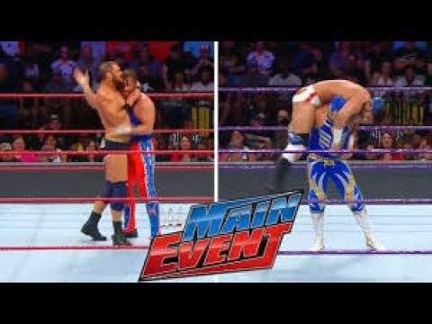 WWE Main Event 6/16/2017 Highlights - WWE Main Event 16th June 2017 Highlights