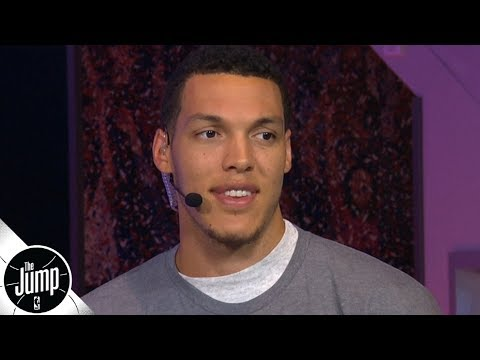 Video: Aaron Gordon wants to face Zach LaVine, Zion & Donovan Mitchell in the NBA Dunk Contest | The Jump