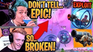 Ninja & Streamers Show *NEW* Overpowered