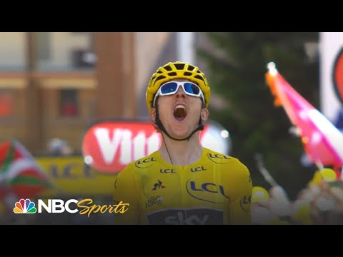 Tour de France 2018: Stage 12 Recap I NBC Sports