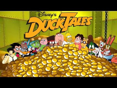 Random DuckTales References (The Complete Series) 3.0 *UPDATED*
