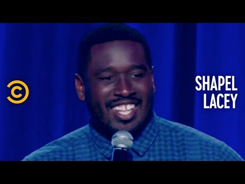 Growing Up Around a Lot of White People - Shapel Lacey