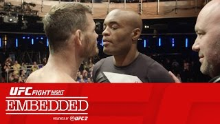 UFC EMBEDDED Fight Night London Ep5