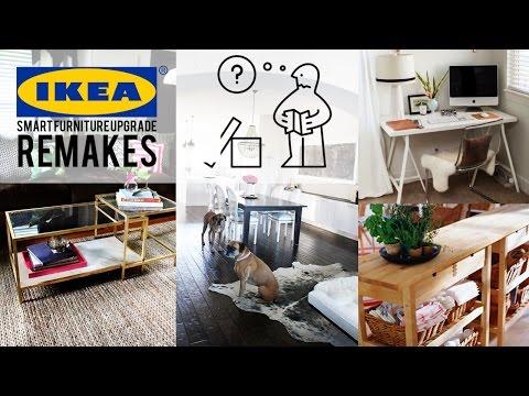 37 Ikea Furniture Upgrade (Remake)