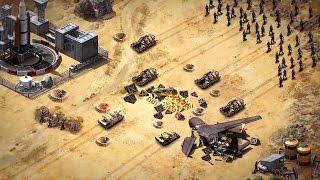 Mobile Strike - Real Time Strategy Mobile Game