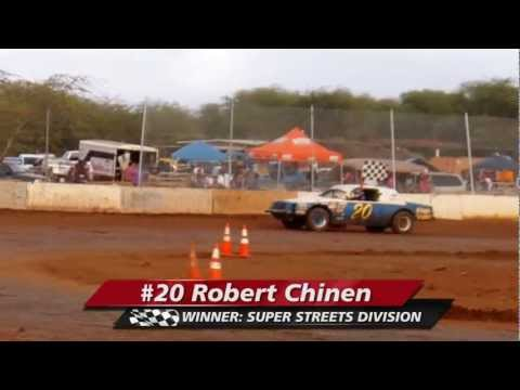 KRP - KRP Presents the triumphant return of stock car racing to Oahu! We're proud to present the division mains in their historic entirety for your viewing pleasur...