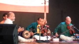 Violin Duet - K Sivaraman&N Ravindran