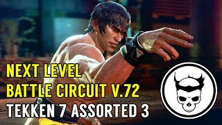 Next Level Battle Circuit is a weekly tournament series in New York City featuring some of the best fighting game players in the world! Watch the fights live every Wednesday 8PM EST on http://twitch.tv/teamsp00kyOniJin (Devil Jin) vs MattyP (Bob) 1:38Linkorz (Claudio) vs  Blood Hawk (Kazumi) 8:29Reno (Law) vs Onijin (Dragunov) 18:38MattyP (Bob) vs Divine Fate (Lili) 29:45OniJin (Kazuya) vs EMP The Game (Law) 39:02DivineFate (Lili) vs Linkorz (Claudio) 46:42DivineFate (Lili) vs EMP The Game (Law) 47:44Next Level Arcade, 874 4th Ave, Brooklyn, NY 11232 (http://nycnextlevel.com)Follow Next Level on Twitter (https://twitter.com/nycnextlevel).Brackets available on the Next Level Challonge page (http://nextlevel.challonge.com)💀 Watch more Team Spooky 💀Catch us live on our Twitch channel (http://twitch.tv/teamsp00ky)Follow Team Spooky on Twitter (http://twitter.com/teamspooky)Follow Team Spooky on Facebook (http://facebook.com/teamspooky)