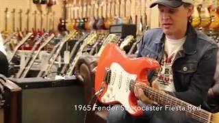 Video Show and Tell with Joe Bonamassa's 1965 Fender Stratocaster at Norman's Rare Guitars MP3, 3GP, MP4, WEBM, AVI, FLV Juli 2018
