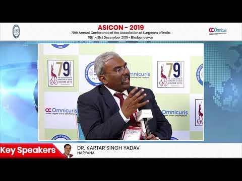 Dr. M Kanagavel Speech About ASICON 2019 | Omnicuris