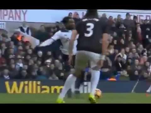 Tottenham vs West Bromwich 4-0 - All Goals & Highlights 14/01/2017