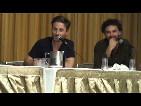 gorman - Dean O'Gorman and Aidan Turner (Dwarves Fili and Kili of The Hobbit) answer fans' questions at Boston Comic Con on Sunday, August 4. The video starts shortly...