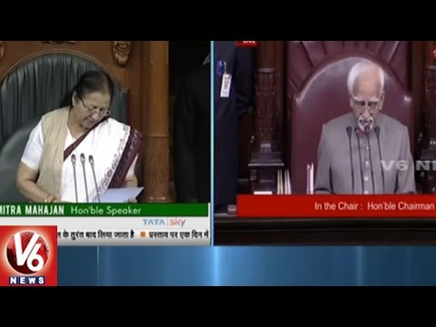 Parliament-Pays-Condolences-To-Fidel-Castro-Question-Hour-Continues-V6-News