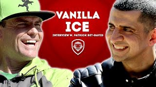 Vanilla Ice Interview: Tupac, The 90's Generation & Selling 160 Million Records
