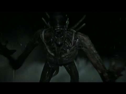 Kill Alien the Last Fight/Alien Covenant (2017) in 1080p