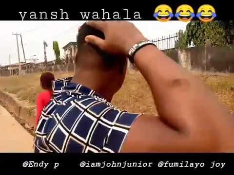 Yansh wahala