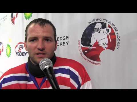 Ms ve sledge hokeji: česko vs. japonsko - 2:1 : video - gamepark.cz